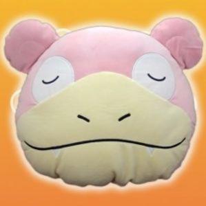🆕 XL Slowpoke Face Pillow